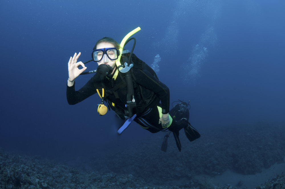 Padi open water diver course lite liamis dive centre open water 13 fandeluxe Choice Image